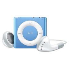 New listing Apple iPod Shuffle 4th Generation Blue (2Gb) Pristine (A)
