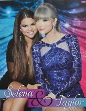 SELENA GOMEZ & TAYLOR SWIFT - A2 Poster (XL - 42 x 55 cm) - Clippings Sammlung