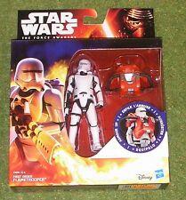 Star Wars Fuerza despierta armadura de primer orden flametrooper