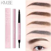 Longlasting Eye Make Up Eyebrow Tattoo Pencil Liner Tint Pen Eyebrow Enhancer