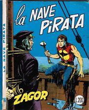 *Zagor Zenith n° 116 - La nave Pirata 1970