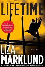 Lifetime: A Novel (The Annika Bengtzon Series) by Liza Marklund