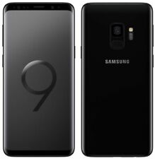 "New Samsung Galaxy S9 SM-G960U 64GB T-Mobile UNLOCKED 12MP 5.8"" Smartphone Black"