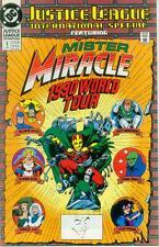 Justice League International Special # 1 (Mister Miracle) (Estados Unidos, 1990)