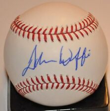 John Duffie 1967 Los Angeles Dodgers Pitcher Autographed Signed ML Baseball COA