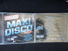 Bad Boys Blue Gina T Silent Circle/Maxi Disco vol. 2 Int.Ed. Italo ovp 14-Tr./CD