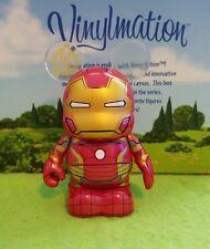 "DISNEY Vinylmation Park 3"" Set 2 Avengers Age of Ultron Marvel Iron Man"