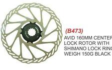 Avid Disc Brake Rotor G3 Center Lock 160mm Disc Rotor