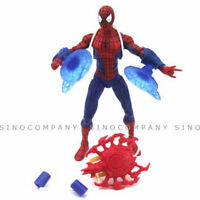 6'' Rare Marvel Legend The amazing Spider-Man Action figure Xmas Gift Movie Boy
