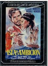 La isla de la ambicion (DVD Nuevo)