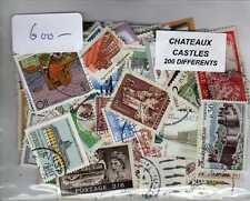 CHATEAUX 200 timbres différents