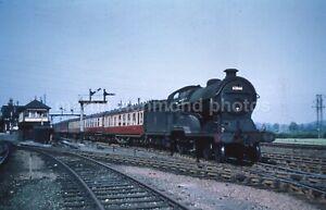 Colour-Rail Slide BRE 1126 Trent Junction Station 62666 Zeebrugge 1955 CR130