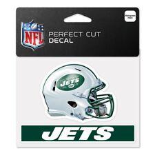 New York Jets Wincraft NFL Perfect Cut Helmet Decal FREE SHIP!