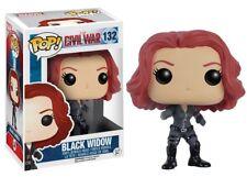 Figuras de acción Funko Black Widow