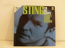 CD SINGLE STING I'm so happy 581992 2