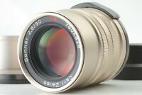 【MINT+Hood】CONTAX Carl Zeiss Sonnar 90mm F/2.8 T* for G1 G2 Lens from Japan #119