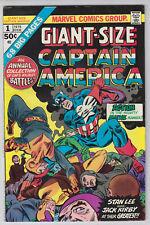 Giant-Size Captain America 1 VFN+