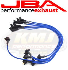 JBA W06729 1997-2000 Ford Truck 4.2L BLUE 8mm Spark Plug Wires/ Powercables
