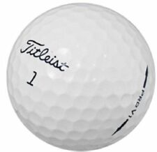 60 - 5 Dozen Titleist Pro V1 Mint / AAAAA Recycled Used Golf Balls