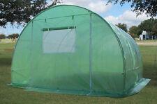 Green Garden Hot House Greenhouse 10' x 10' Round (B2) - Total Weight 54 lbs