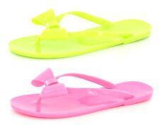 Markenlose-Zehentrenner aus Plastik Damen-Sandalen & -Badeschuhe für den Strand