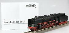 Märklin HO Digital DB BR03 Steam Loco & Tender New from Set #29830, 2006 to 2008