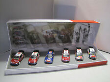 Norev Citroen Xsara WRC - C4 WRC 2004-2009 6x World Champion Set Loeb  - 1:43