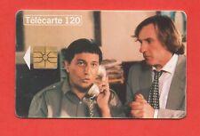 Télécarte - Téléphone et Cinéma - Gérard Depardieu et Christian Clavier  (A6448)