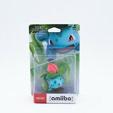 AMIIBO Pokemon HERBIZZARE N°76 - Super Smash Bros - FIGURINE Nintendo - NEUF