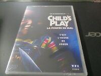 """DVD NEUF """"CHILD'S PLAY : LA POUPEE DU DIABLE"""" film d'horreur de Lars KLEVBERG"""
