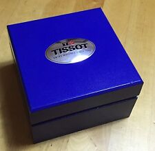 TISSOT Watch Box Scatola Caja Boîte Worldtimer Navigator Bridgeport Chrono OEM