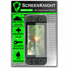 ScreenKnight Nintendo Switch SCREEN PROTECTOR - Military Shield