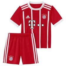 Abbigliamento sportivo rossi per bambini dai 2 ai 16 anni Taglia 3-4 anni