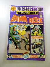 Brave and the Bold #117 FN condition Free shipping on orders over $100.00!