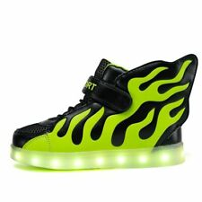 LED Casual Shoes Kids Glowing Sneakers Children Shoes USB Charging Boys Girls