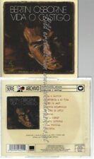 CD--BERTIN OSBORNE--VIDA O CASTIGO