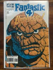 FANTASTIC FOUR UNPLUGGED #1 2 3 4 5 6 1995 Complete Series