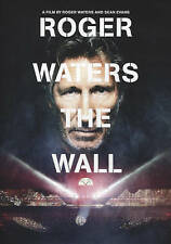 #4 ROGER WATERS THE WALL Brand New DVD FREE SHIPPING