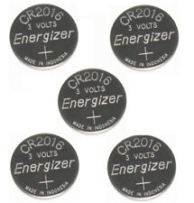5 BULK ENERGIZER CR2016 cr 2016 ECR2016 3v Lithium Battery EXPIRE 2026