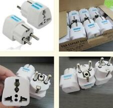 All in One Universal International Plug Adapter 4 USB Port World Travel AC AU US