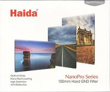Haida NanoPro MC Optical GND Hard Verlaufsfilter ND 0.6 (4x) - 170 mm x 150 mm