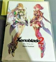 XENOBLADE CHRONICLES 2 ORIGINAL SOUNDTRACK 5 Disc Edition NEW SEALED