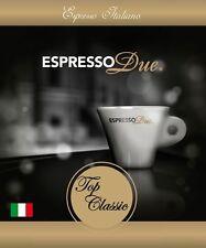 Confezione 200 Capsule Caffè' Espresso Due Top Classic per MacchineCaffè 315-321