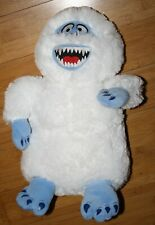 """Rudolph the Red Nosed Reindeer Abominable Snowman 15"""" Singing Bumble Plush Light"""