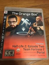 Half-Life 2: Orange Box (Sony PlayStation 3, 2007) USED