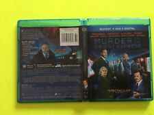 Murder on the Orient Express Blu-Ray + DVD + Digital Free Shipping