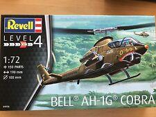 +++ REVELL 04956 Bell ah-1g COBRA 1:72 04956