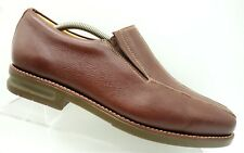 9719dff8a2e Sandro Moscoloni Vineyard Chili Brown Casual Comfort Loafers Mens Shoes  10.5 D