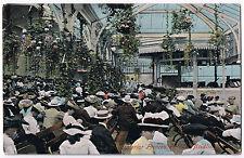Interior Princes Parade - Bridlington - Vintage Postcard