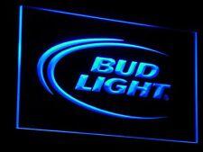 Bud Light Beer Bar LED Neon Sign Man Cave A003-B